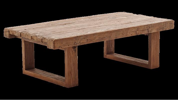 Soffbord iåtevunnet trä CanCan Interiör Inredning på nätet
