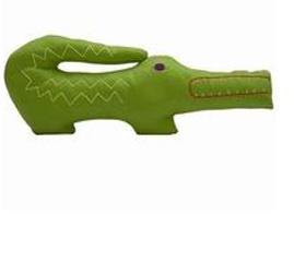 Mjukisdjur kudde Kroko