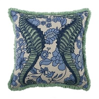 Sea hourse pillow