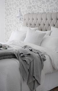 London Linen sänggavel Artwood