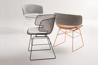 Metall stol